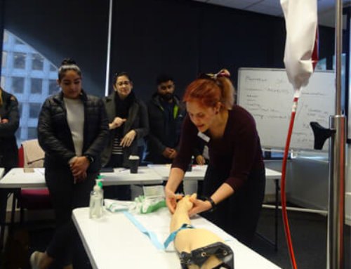 April Dates – IV Cannulation Workshop
