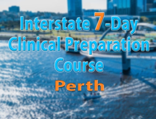 Perth 7-Day Course new Date